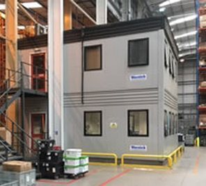 demountable buildings for sale and hire