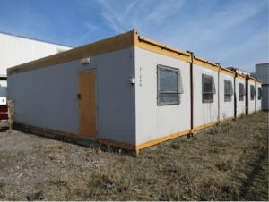 6 bay modular